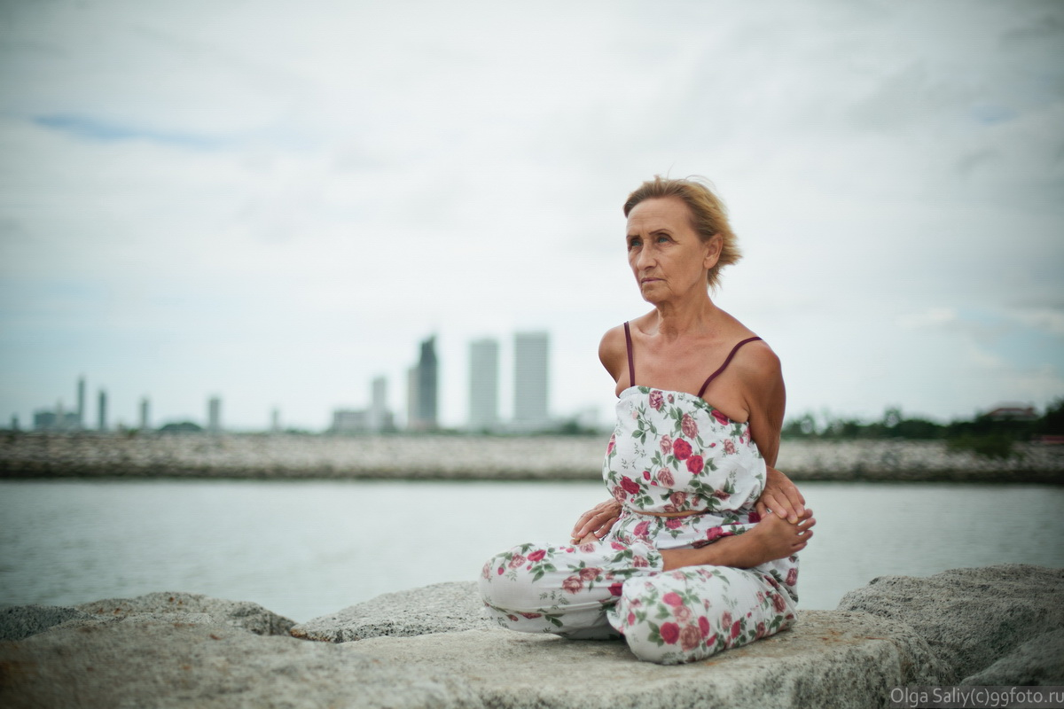 Татьяна Марина, 72 года