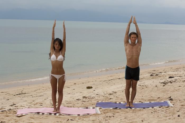 Йога для подтягивания живота