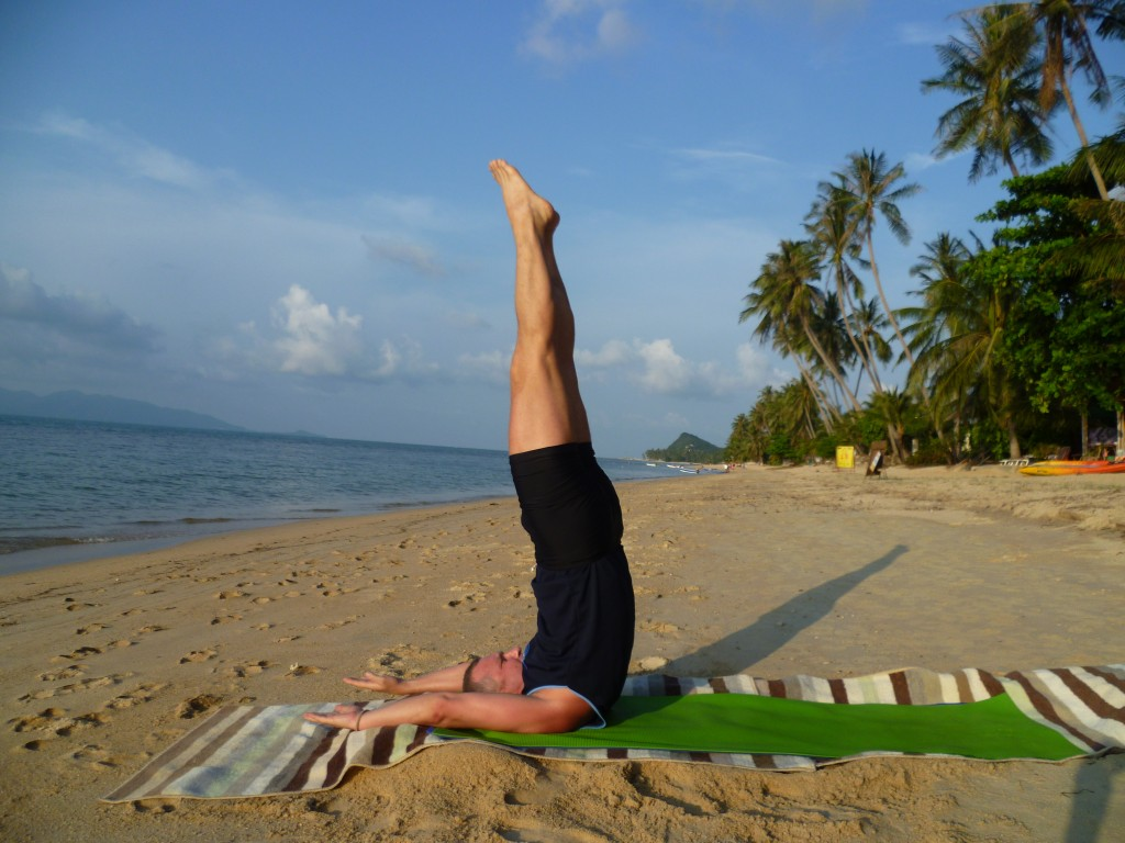 Отзыв инструктора йоги Сергея из Таллина, инструкторский курс в Таиланде