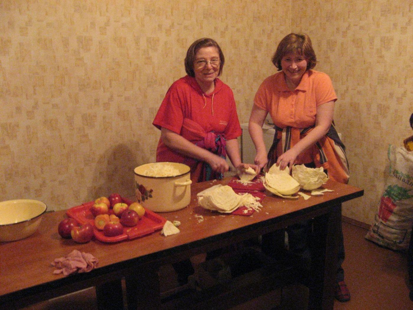 приготовление еды на детоксе