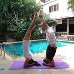 Йога в Таиланде, Чиангмай. Март 2012