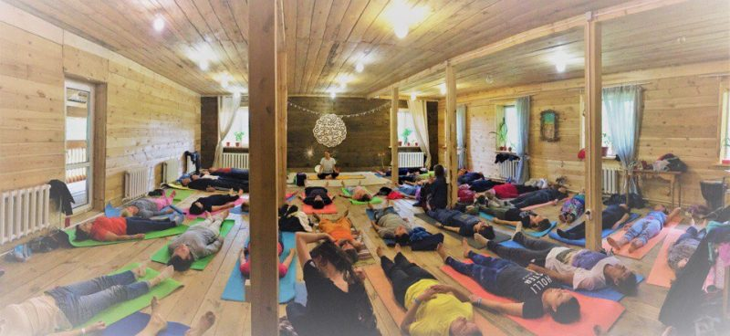 Йога для женщин красноярск