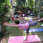 Йога на Ко Чанге