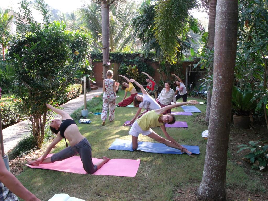 йога семинар йогатерапевта Татьяны Мариной, Тайланд (2)