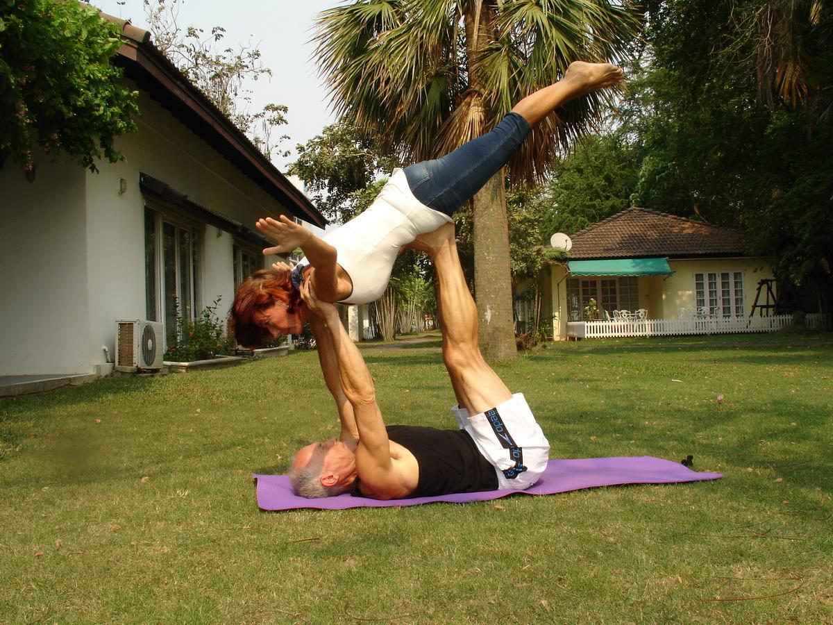 Йога после инфаркта и удаления щитовидной железы