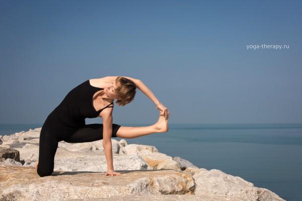 Инструктор йоги, паттайя
