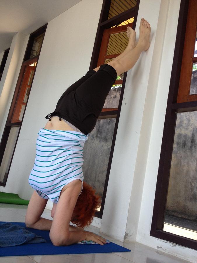 Йога для пожилых в Таиланде