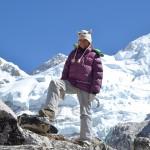 Йога-трек к Эвересту. Бортовой он-лайн журнал