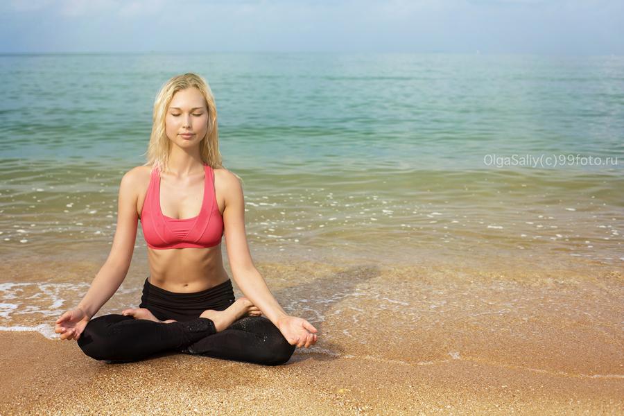 Инструкторский курс йоги, Отзыв Ксении