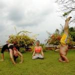 Отзыв от семьи врачей, Детокс в йога-кэмпе Паттайи