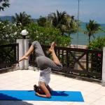 Отзывы из йога-кэмпа. Марина
