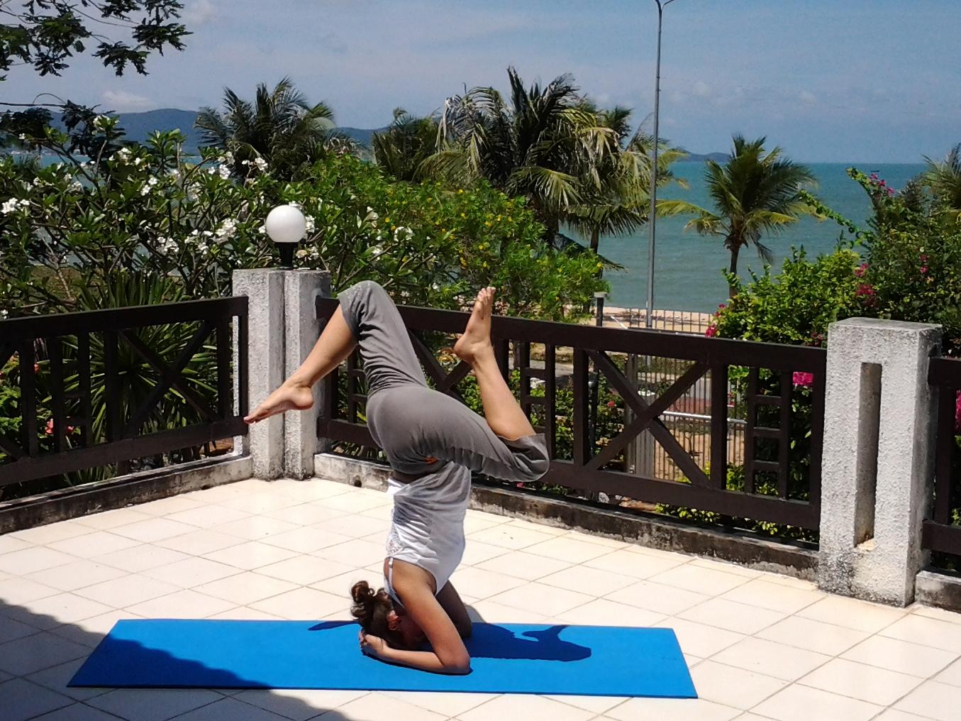 Йога для беременных, отзыв из йога-кэмпа