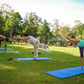 Йога для похудения, йога-кэмп в Тайланде (15)