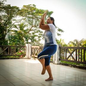 Йога для похудения, йога-кэмп в Тайланде (12)