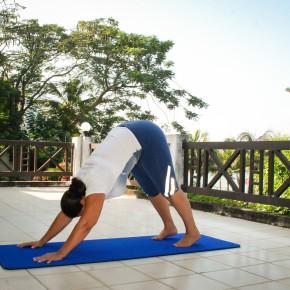 Йога для похудения, йога-кэмп в Тайланде (8)