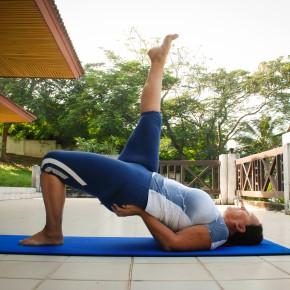 Йога для похудения, йога-кэмп в Тайланде (5)