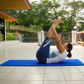Йога для похудения, йога-кэмп в Тайланде (4)