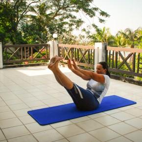 Йога для похудения, йога-кэмп в Тайланде (3)
