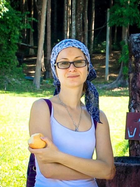 Отзыв Ани, рассеянный склероз, йогатерапия