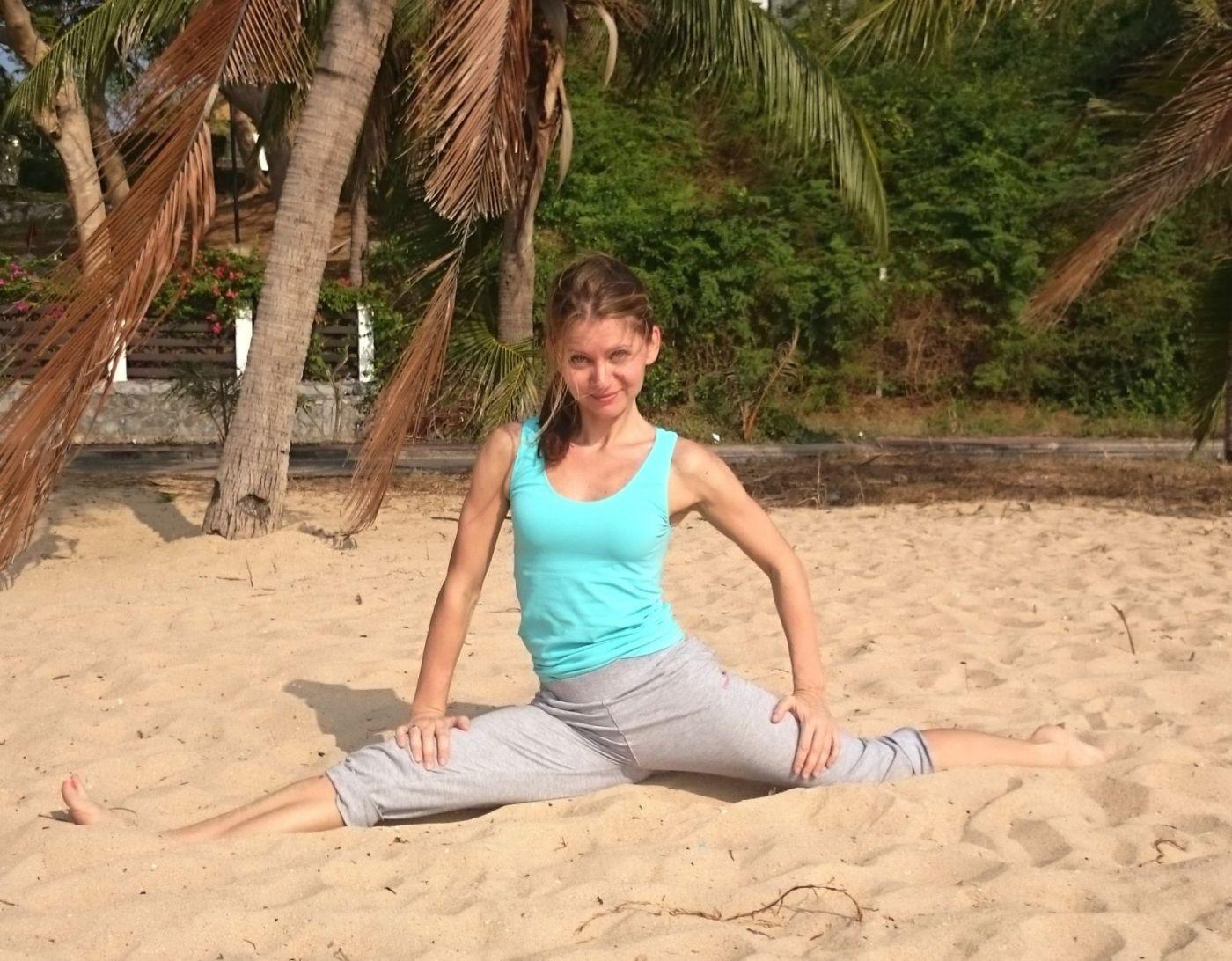 Анна Юр (инструктор йоги, Владивосток). Отзыв о курсе йога-терапии в Таиланде