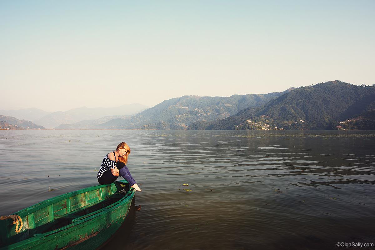 Оздоровительная йога в горах (Гималаи)