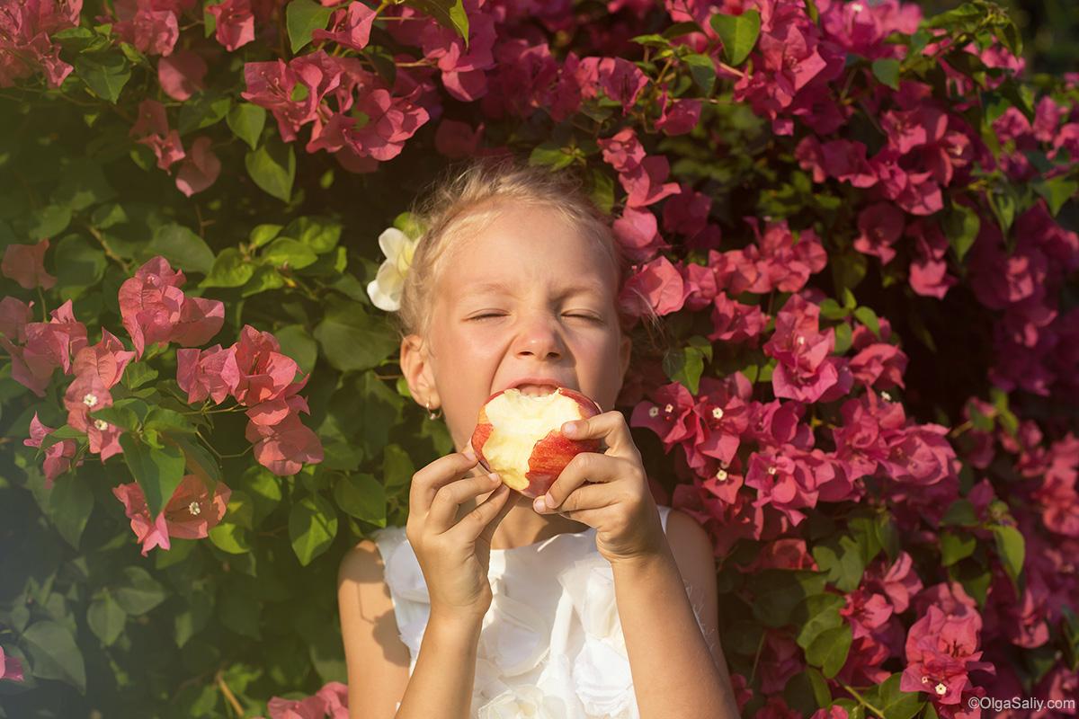 Три вида пищи: еда, воздух, восприятия