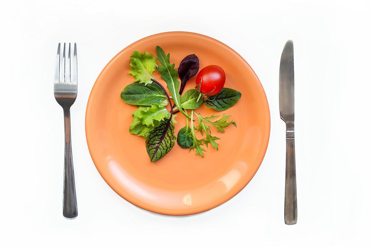Еда и йогатерапия