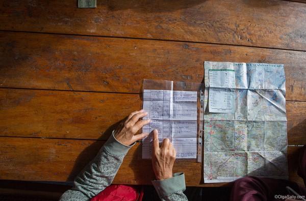 Йога тур в Гималаях, Непал. Трек ABC (37)