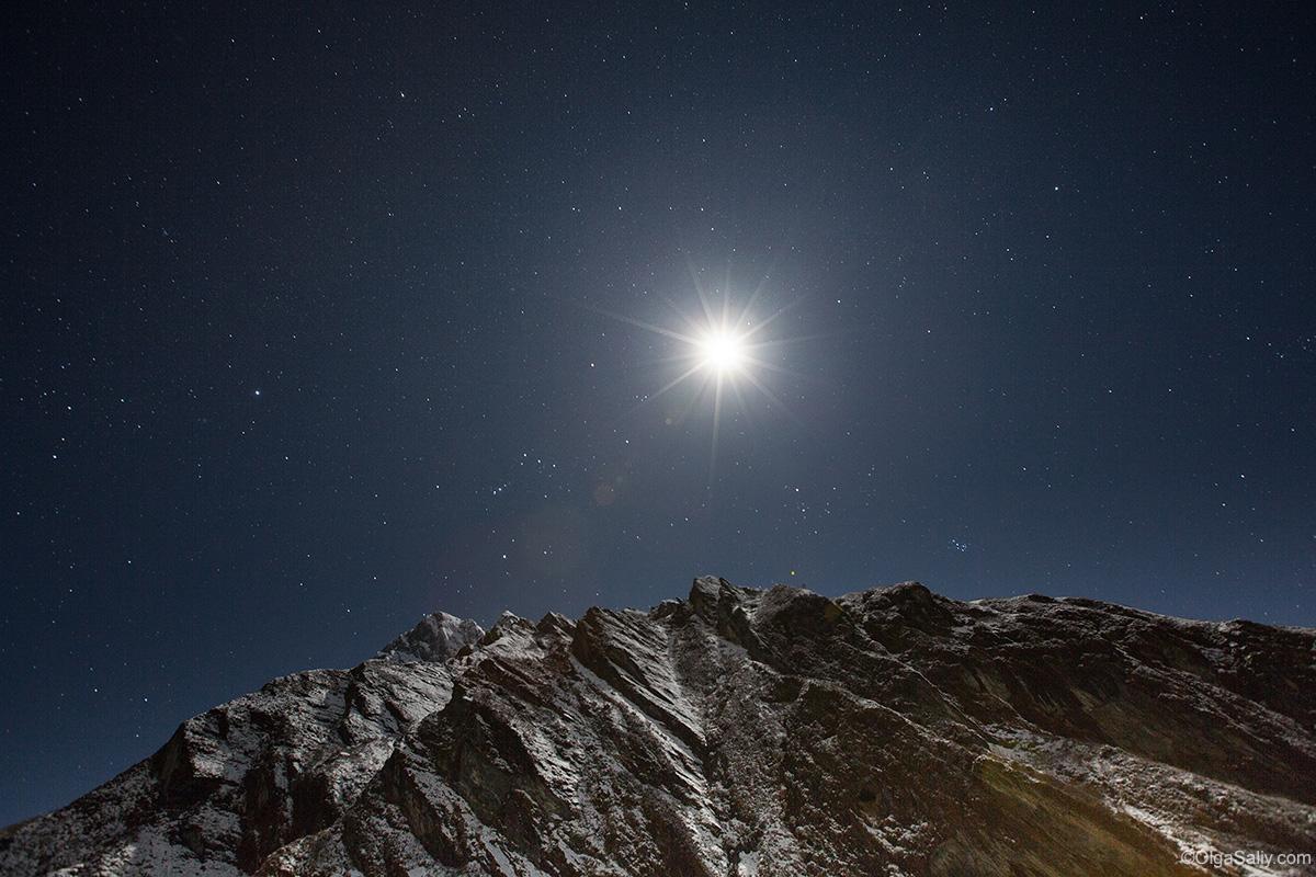Йога тур в Гималаях, Непал. Трек ABC (23)
