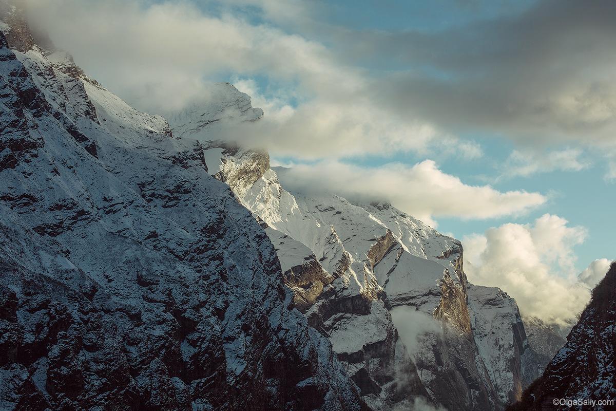 Йога тур в Гималаях, Непал. Трек ABC (19)