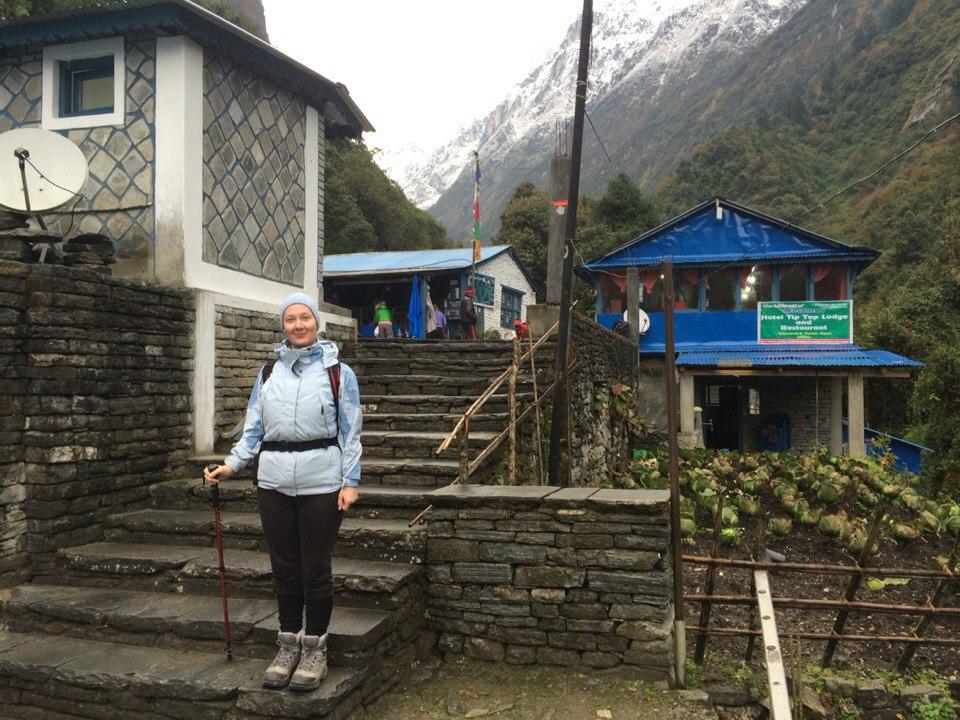 Йога тур в Гималаях, Непал. Олька