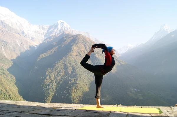 Виктория Грейт, инструктор йоги в Москве