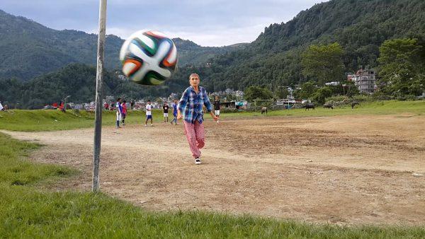 Йогатерапия и футбол
