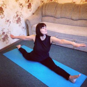 Йога после 50 лет (2)