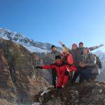 Оставить рассеянный склероз в Гималаях | Отзыв Наташи